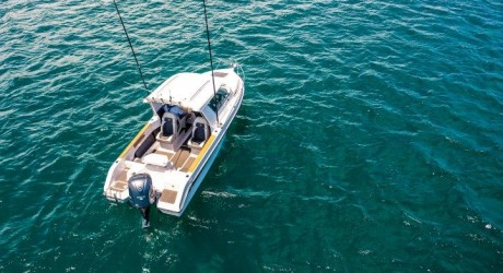 Better than ever. Solidly-built and well-finished, the SS660 is an even better boat - provides superior strength and durability, along with enhanced buoyancy. | Haines hunter