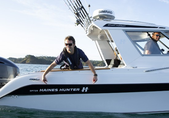 Build your Haines | Haines Hunter