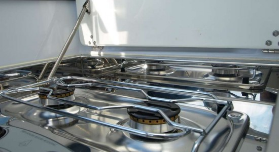 2 Burner Gas Cooker | Haines Hunter