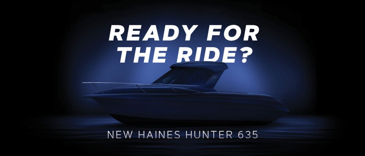 NEW Haines Hunter 635 Models | Haines Hunter