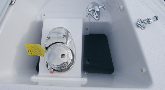 Automatic Power Capstan | Haines Hunter