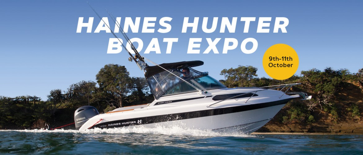 Haines Hunter Boat Expo 2020 | Haines Hunter