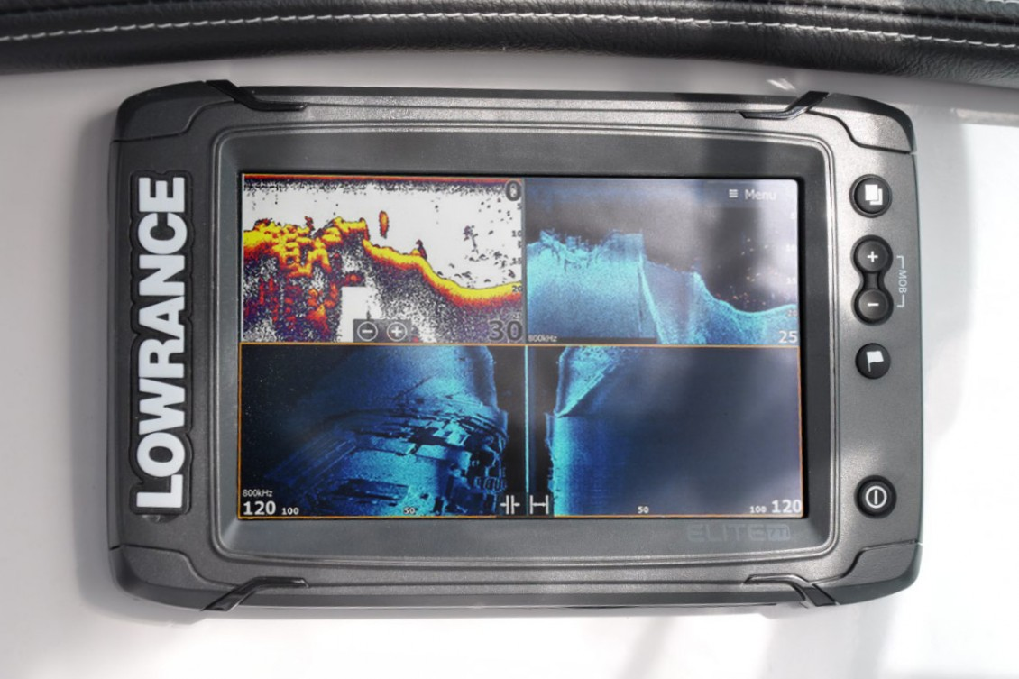 Quality, easy-to-use Lowrance marine electronics | Haines Hunter
