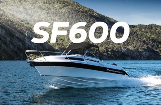 SF600 Sport Fisher | Haines Hunter