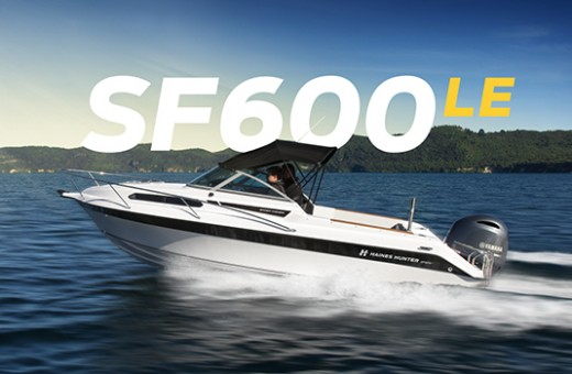 SF600 Sport Fisher Limited Edition | Haines Hunter