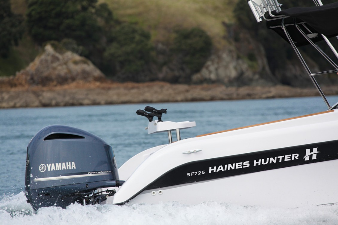 | Haines Hunter