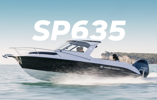SP635 Sport Pursuit | Haines Hunter HQ