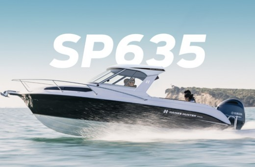 SP635 Sport Pursuit | Haines Hunter