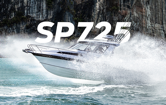 SP725 Sport Pursuit | Haines Hunter HQ