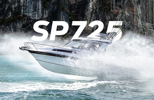 SP725 Sport Pursuit | Haines Hunter