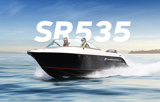 SR535 Sports Runabout | Haines Hunter HQ