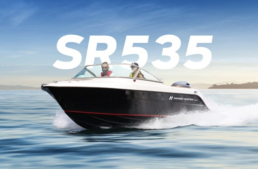 SR535 Sports Runabout | Haines Hunter