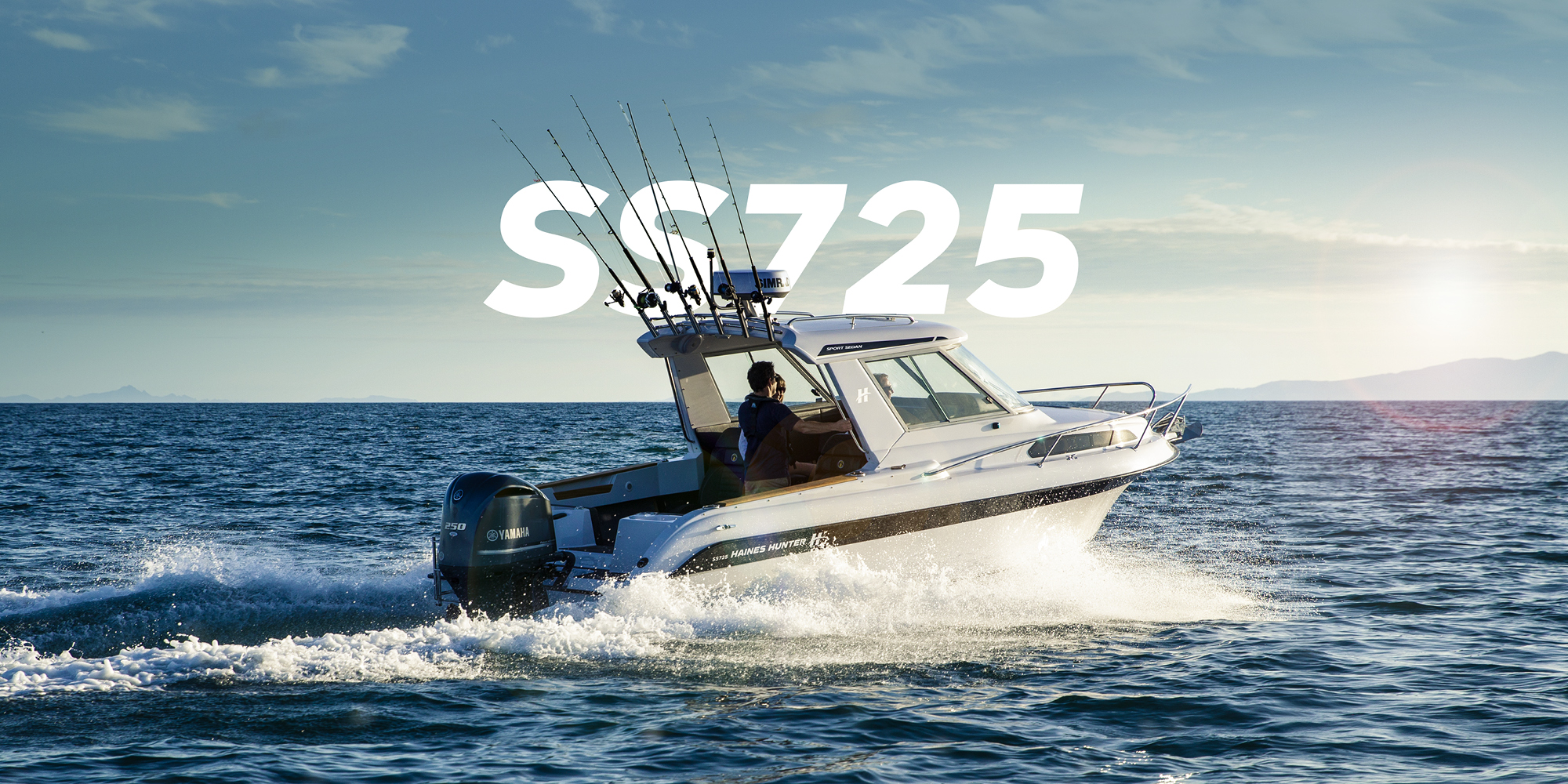 Haines Hunter SS725 HERO v2 | Haines Hunter HQ