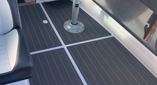 Ultralon U-Dek Marine Decking | Haines Hunter