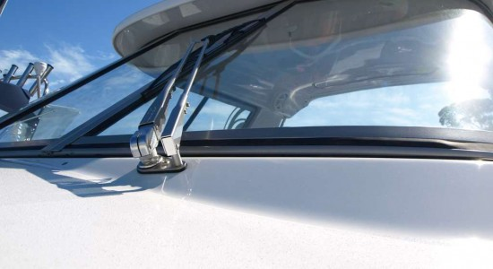 Windscreen Wiper, Port Side | Haines Hunter