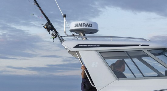 Simrad Radar | Haines Hunter