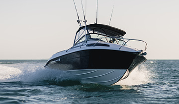 Review of Haines Hunter SF635 by Boating New Zealand | Haines Hunter